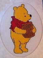 Disney - Pooh - Chart aida