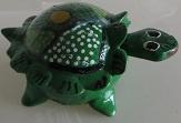 Schildpad - kalebas - Turtle - calabash