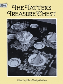 Mary Carolyn Waldrep - De  Frivolité Schatkamer - The Tatter's Treasure Chest