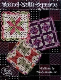 Billie Heisler - Tatted-Quilt-Squares