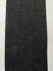 Linen black 27ct evenwave - 5 cm