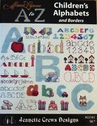 Alma Lynne - A tot Z - Kinder Alfabetten - ABC - A to Z - Chlidren`s Alphabets