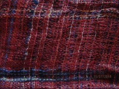Zijden Sjaal - IX - Silk Scarf