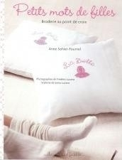 Anne Sohier-Fournel - Petits mots de filles - Kleine meisjes motiefjes - Little girls motifs