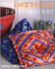 Jayne Emerson - De ongeduldige patchworker - The impatient patchworker