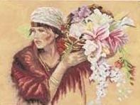 Zigeuner Vrouw - Gypsy Woman