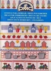 Borduurboekje kinderpatroontjes - Booklet children