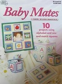 American School of Needlework - Carol Wilson Mansfield - Baby Vriendjes - Plastic Canvas - Baby Mates