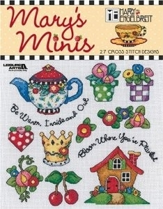 Leisure Arts- Mary Engelbreit - Mary`s Minis