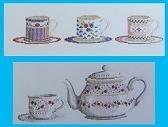 DMC - Tea Set