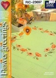 Rico 097 - Bloemengroeten - Flower Greetings