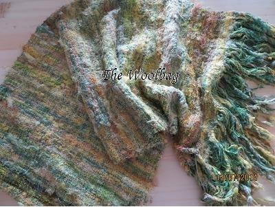 Silk Stole - 2
