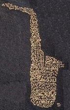 DHC - Letters - Saxophone