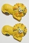 Buttons - Lions