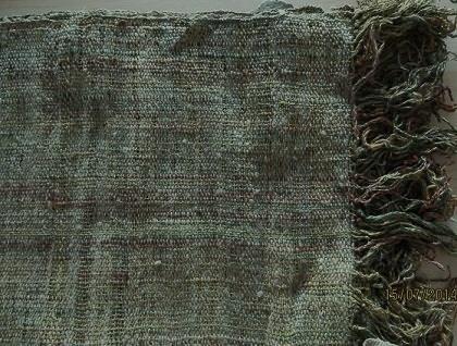 Silk Place mats - 6 pieces