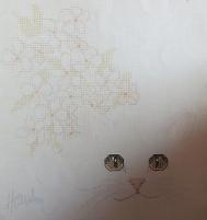 Leisure Arts - Voorjaars Symfonie - Katten - Spring Symfonie - Kats