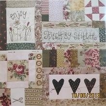 Journey of a Quilter block 6