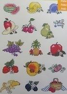 DMC - Vruchten - Fruit