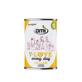 Ami natvoer - Geel (400gr)