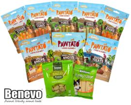 Benevo snackpakket 5 + 1 gratis