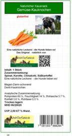 Dein Tierfutter - Kauwbot (groenten)