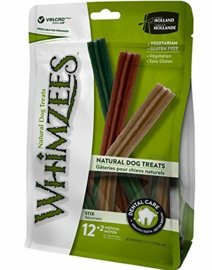 Whimzees Stix Medium (value bag - 14 stuks)