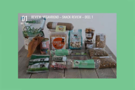 Unboxing en snackreview