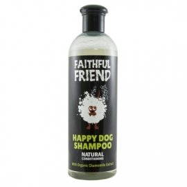 Faithful Friend - happy dog shampoo