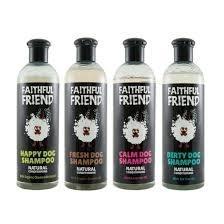 Faithful Friend - happy dog shampoo