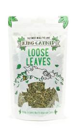 King Catnip - Losse blaadjes (35 gram)