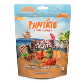Benevo Pawtato Ocean Treats (medium)