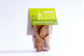 Green Dog Bakery - Bow Wow Biscotti