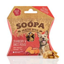Soopa Healthy Bites - Cranberry en Zoete aardappel