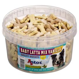 Baby Latta Mix Vanille (400gr of 900gr)