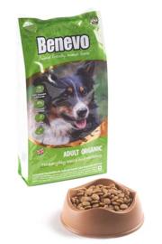 Benevo hond biologisch tarwevrij (2kg,15kg)