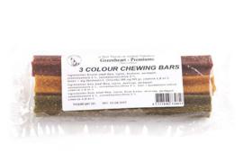 Greenheart 3 colour chewing bars (per 3 stuks)