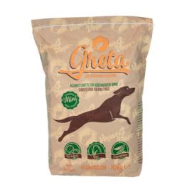 Greta Vegan Hondenvoer Kleine Hond | Tarwevrij