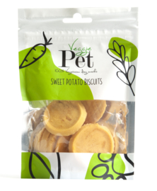 VeggiePet Sweet Potato Biscuits (100 gram)