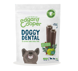 Doggy Dental sticks - Appel & Eucalyptus (s/m/l)