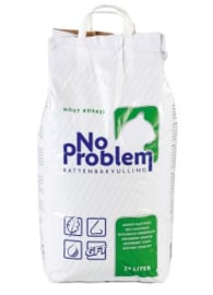No Problem Cat Litter (Wood Grain)