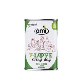 Ami natvoer - Groen (400gr)
