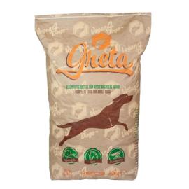 Greta Vegan Hondenvoer | Tarwevrij