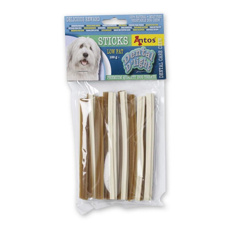 Dental D'light Sticks (100gr)