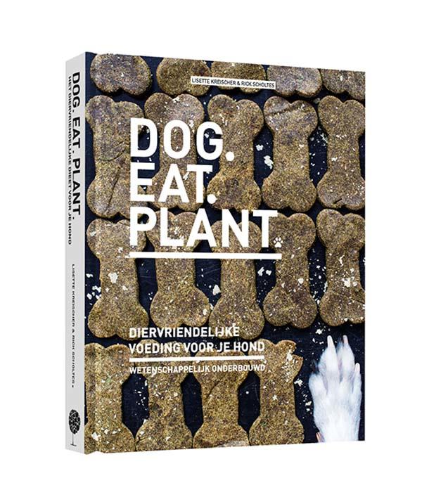 Boek: Dog.Eat.Plant - Lisette Kreischer en Rick Scholtes