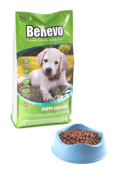 Benevo Vegan Puppyvoer