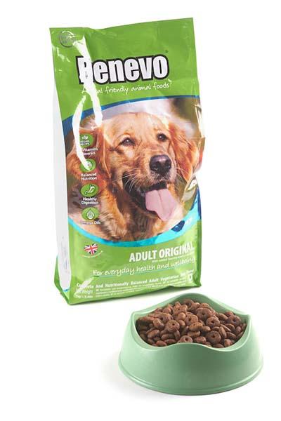 Benevo Vegan Hondenvoer | Tarwevrij