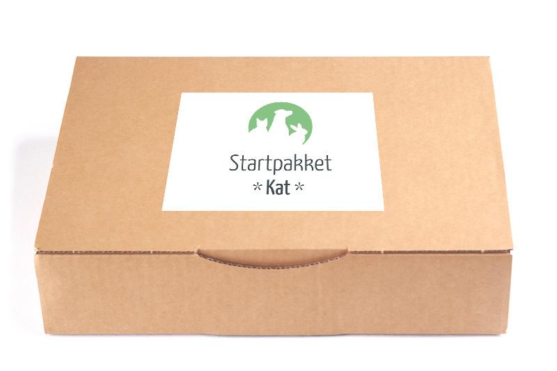 Startpakket kat - alles