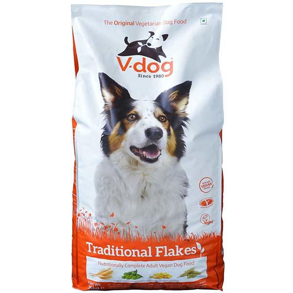 V-Dog Flakes (15kg)