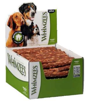 Whimzees Veggie sausage (L) (Per doos - 50 stuks)