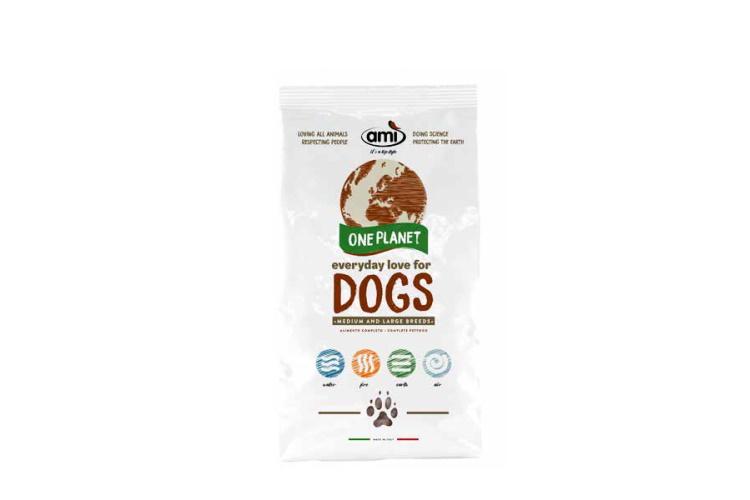 Ami Dog Vegan Hondenvoer | Tarwevrij